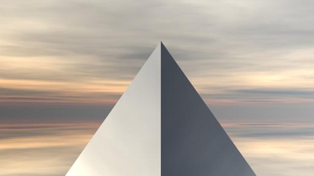 Inhoud piramide berekenen