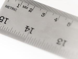 Rekenmachine voor omrekenen lengte/afstand eenheden